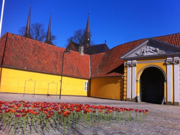 Roskilde, Viking and Unesco Herritage Site, the Cathedral
