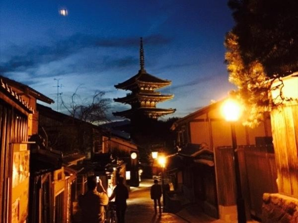 Most popular sites around Gion area in Kyoto 8 hours