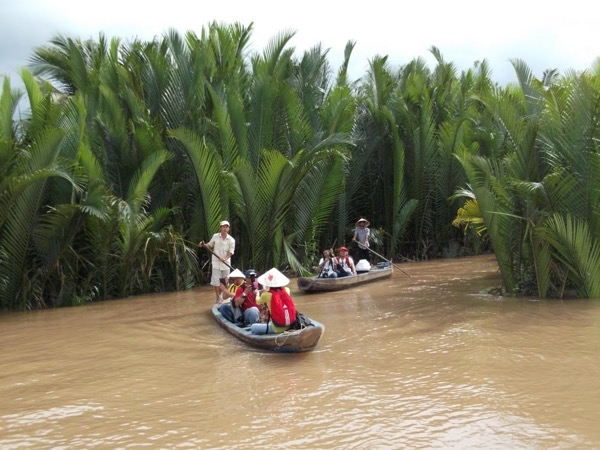 Shore Excursions: Mekong Delta - MyTho City and Ben Tre Coconut Island