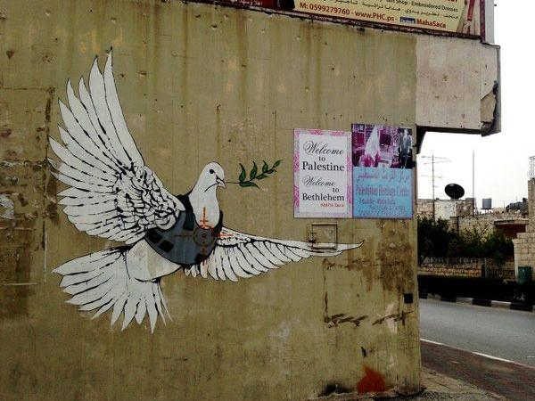 Banksy Tour in Bethlehem
