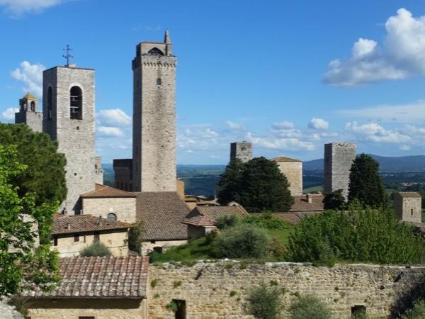 San Gimignano & Chianti from Florence