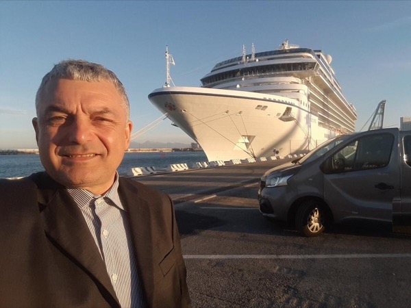 Private tour guide Sinisa