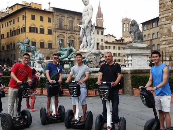 Florence Private Segway Tour