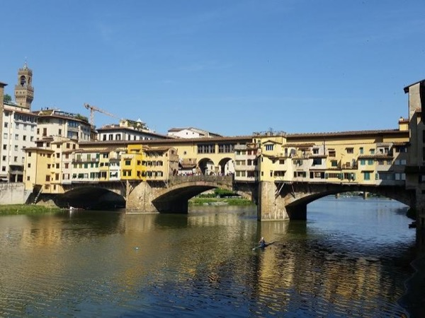 Florence basic city centre private walking tour