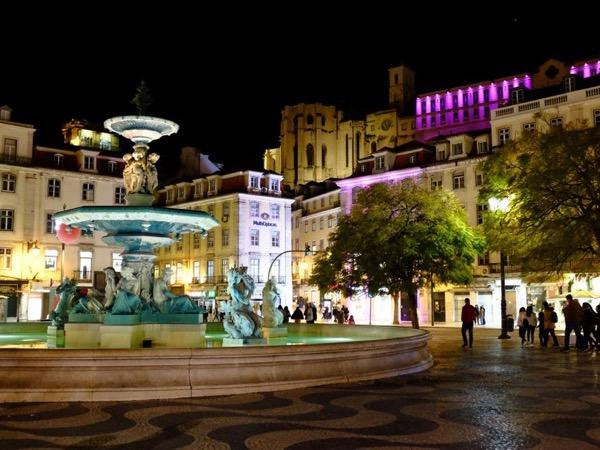 Lisbons's NightWalk