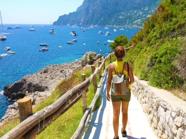 Unforgettable day in Capri