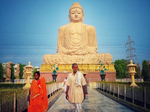 Private guided tour of Bodh Gaya