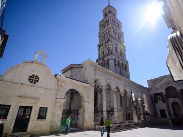 Private Walking Tour Of Diocletian's Palace