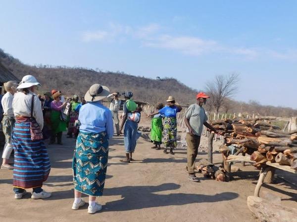 African Village Tour