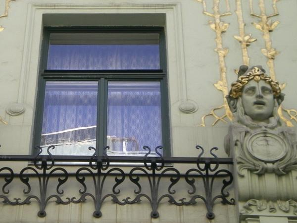 2 hours - Art Nouveau city center walk with private guide
