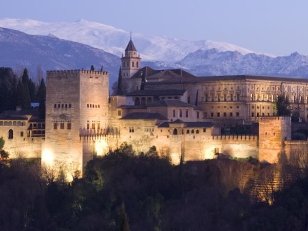 Alhambra and Granada from Malaga - Shore excursion