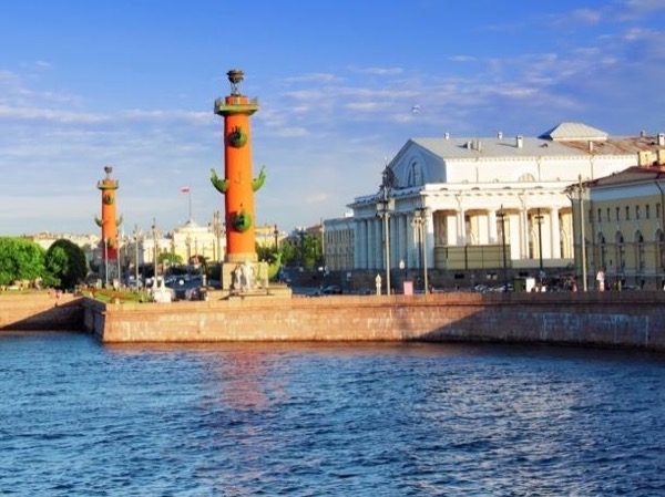 1 Day Saint-Petersburg Private tour