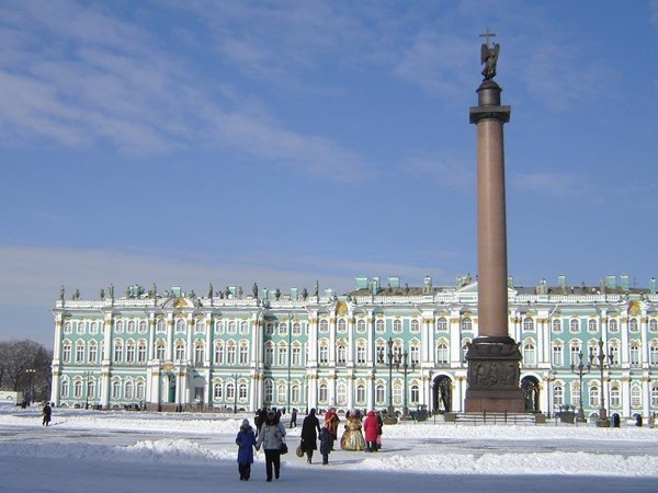 Sale - Winter tour One Day in Saint-Petersburg