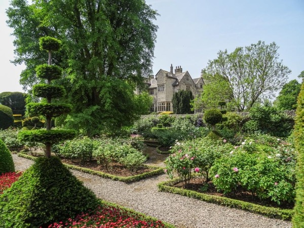 Grand houses and Gardens of the Lake District - A Private Tour