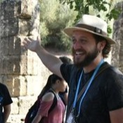 Private tour guide Vasilis