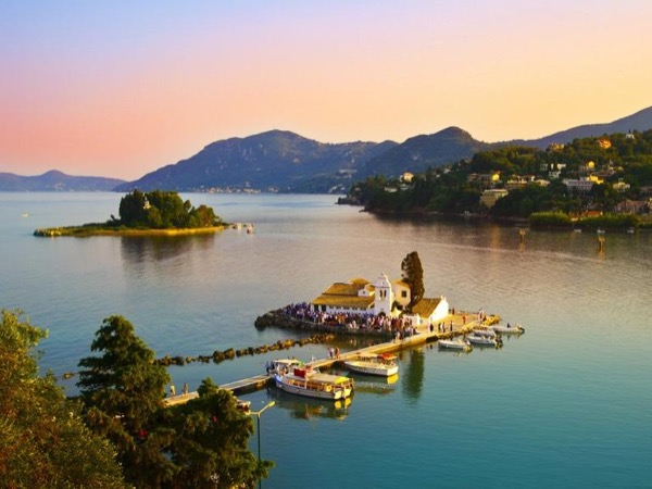 Best of Corfu for Cruise Ship Passengers - Private Tour