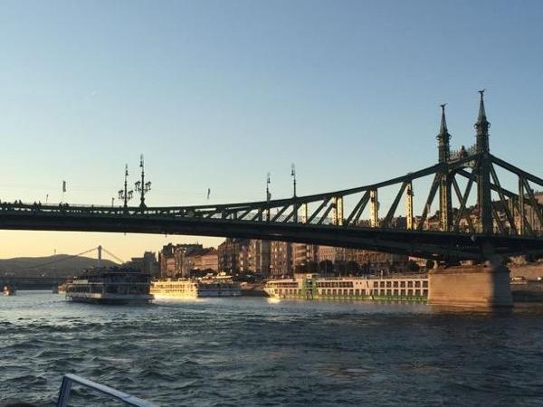 Enjoy Budapest in a luxury way