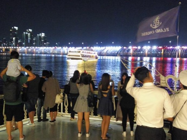 Seoul City Night Tour from June through September only