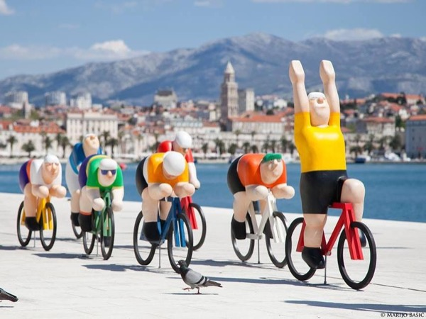 Bicicletta Tour of Split