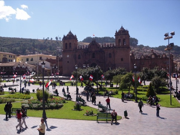 private walking tour in cusco