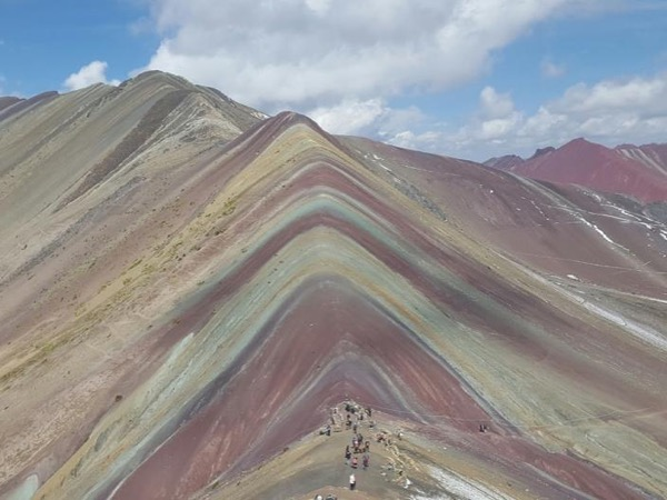 rainbow mountain ( full day tour)