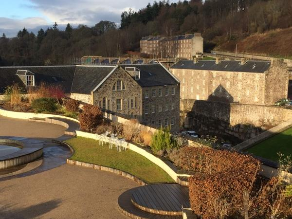 Day tour to New Lanark World Heritage centre & surrounding areas