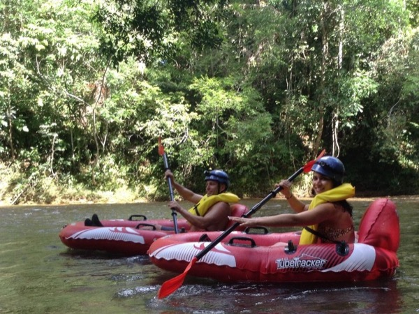 Mayan Cave Rafting & Belize Zoo Private Tour