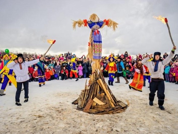 Russian Maslenitsa in 2019 - Private tour