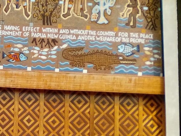 Papua New Guinea National Parliament House Tour