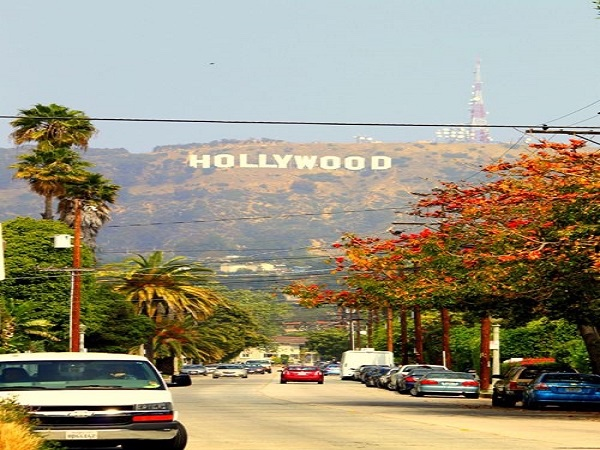 Hollywood, Griffith Observatory and Beverly Hills