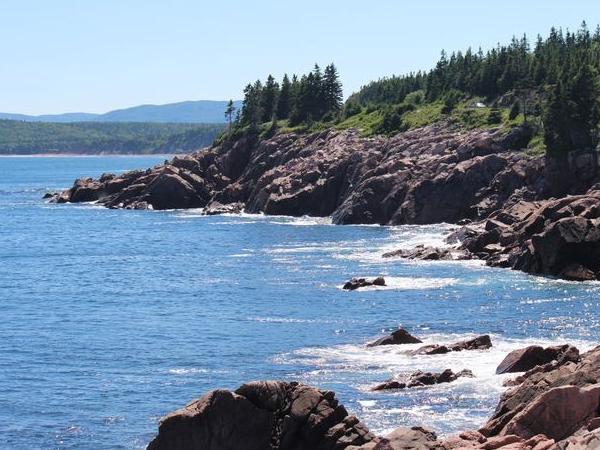 Cabot Trail in a day - East coast portion of trail. Private tour