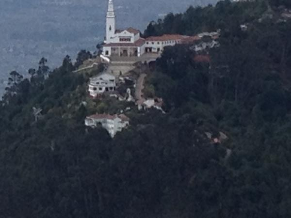 Bogota 5 hours city tour with Monserrate Sanctuary and Viewpoint