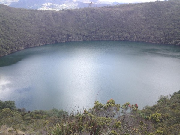 Sacred Lake for El Dorado Legend