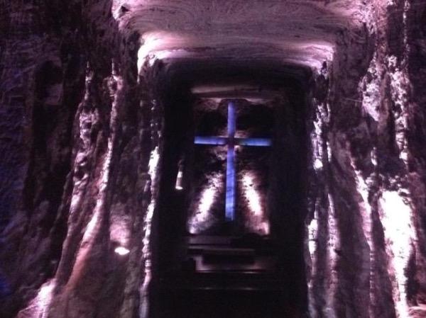 The Unique Under ground Salt Cathedral