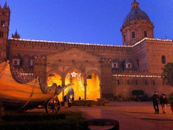 Palermo and Monreale Shore excursion
