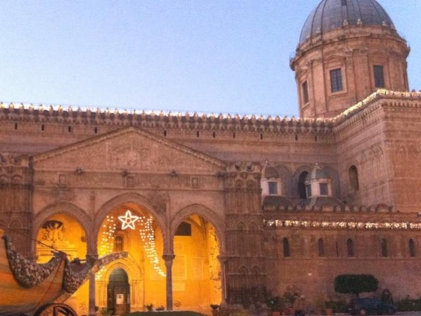 Palermo and Monreale Private Tour from Trapani