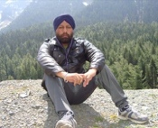 Private tour guide Balwinder
