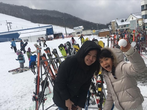 1 day Ski Resort tour from takayama