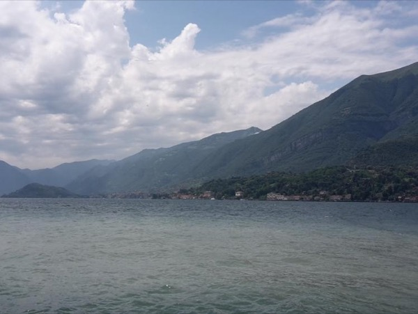 A day trip to lake Como