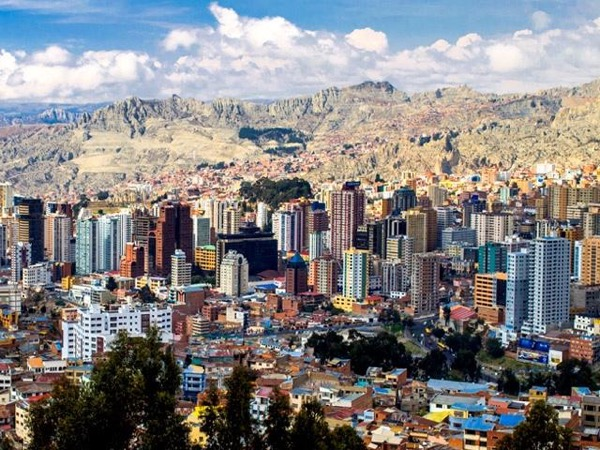 La Paz Half Day Walking Tour