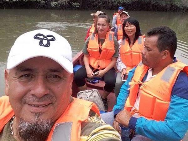 Mangroves of Churute and Cacao Plantation Private Tour