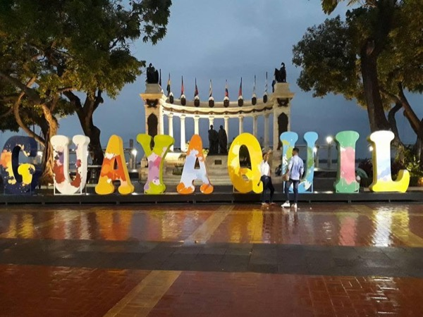 Private Half Day Guayaquil City Tour