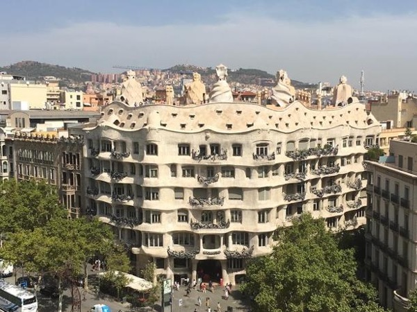 Gaudi and the Architects of Modernism in Barcelona