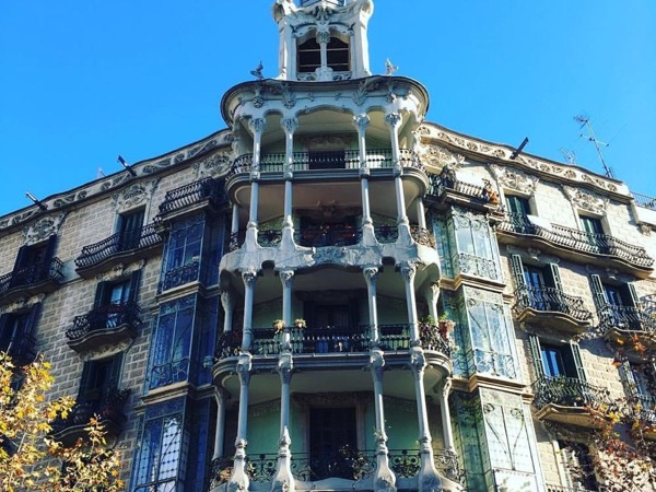The Other Jewels of Modernism in Barcelona