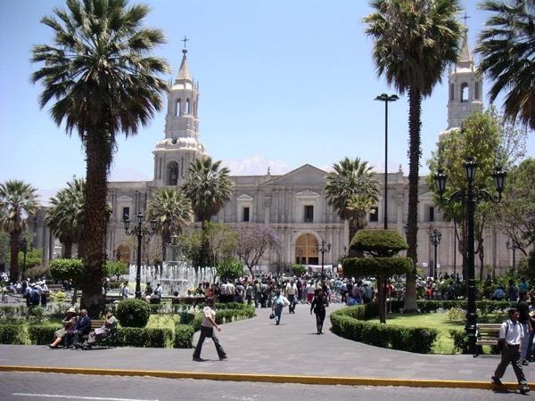 Arequipa Private City Tour
