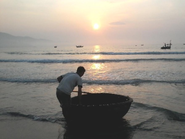 An Bang Beach and Tra Que Herbal Village Private Tour