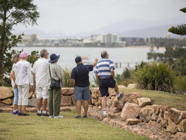 Townsville Private Scenic & History Tour