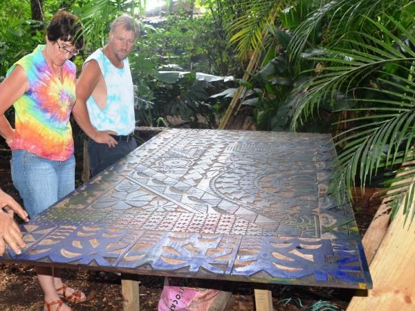 Rarotonga Arts and Crafts Cultural Tour