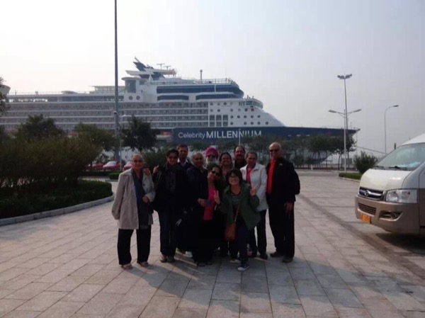 Tianjin Cruise Port pick up and drop off for Beijing Three Day Tour