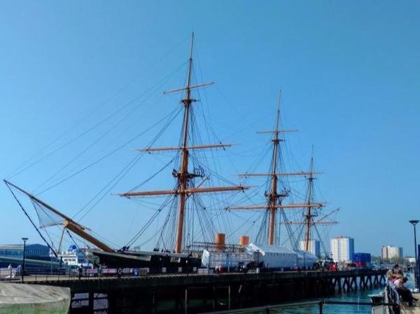 Portsmouth Historical Dockyard